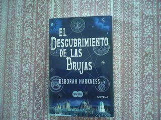 """Libro """"El descubrimiento de las brujas """" rebajado"""