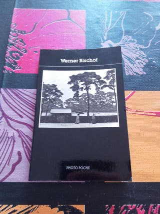 Photo Book de Werner Bischof