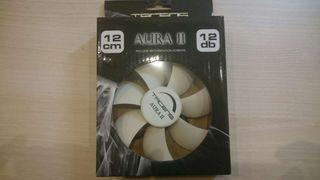 Tacens Aura II 120x120 - Ventilador auxiliar