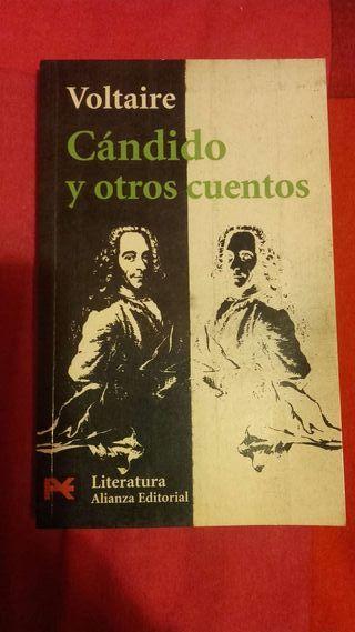 Cándido y Otros Cuentos de Voltaire