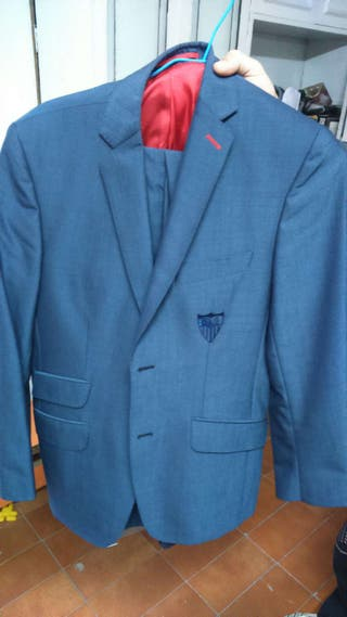 Traje de chaqueta oficial Sevilla FC
