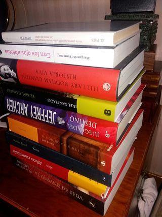 libros NUEVOS de librería actuales a estrenar!