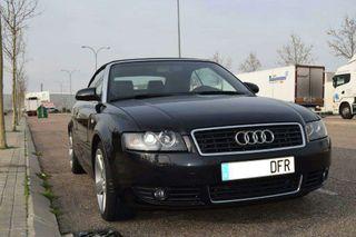 Audi a4 2.5 v6 cabrio