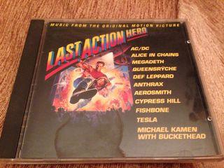 Disco Last Action Hero