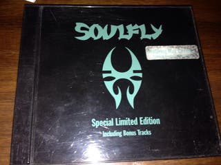 Disco Soulfly Special Limited Edition