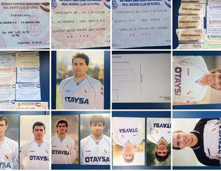 Postales Real Madrid