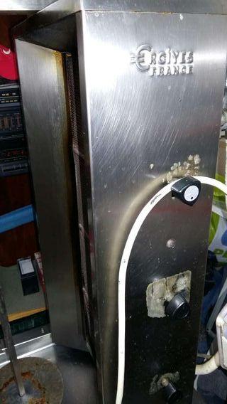 Máquina de kebap