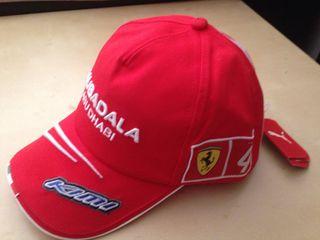 Gorra Ferrari Kimi Raikonnen