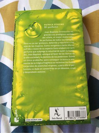 Libro: El Perfume