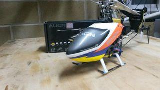 Helicóptero AlignT-rex 250se nuevo