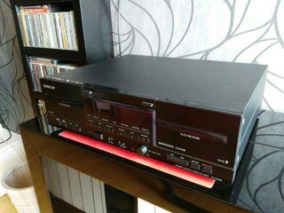 Cassette doble pletina KENWOOD