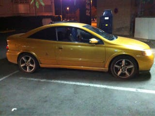 Opel Astra Coope