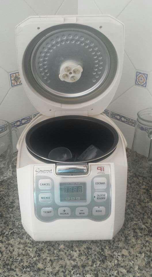 Robot de cocina gourmet de segunda mano por 40 en sanl car de barrameda en wallapop - Robot de cocina gourmet ...