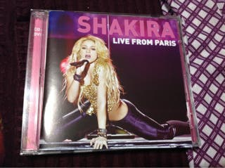 Dvd Y Cd Shakira