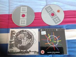Dvd Y Cd Depeche Mode