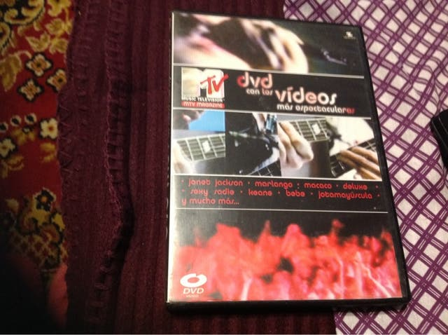 Dvd Videos MTV