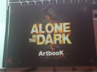 "Artbook Videojuego ""Alone In The Dark"""