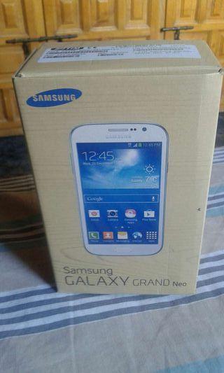 Caja de Samsung Grand Neo