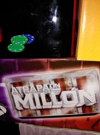 Juego atrapa un millon