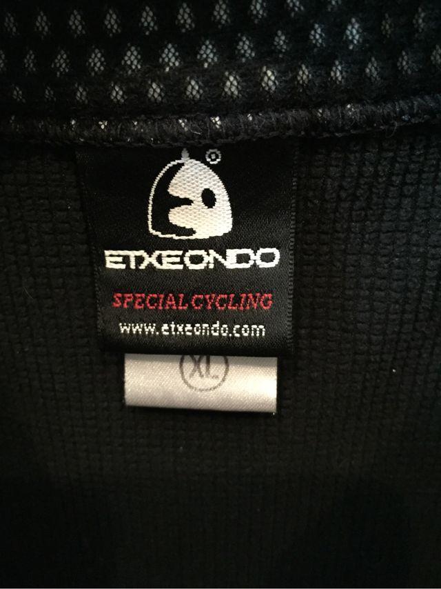 Chaleco Etxeondo