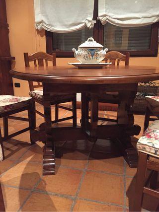 Mesa comedor de segunda mano por 650 en benicasim en wallapop - Wallapop mesa comedor ...