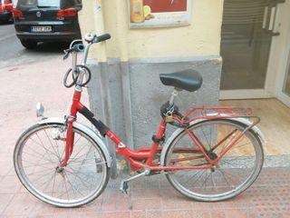 Bici bh antigua restaurada