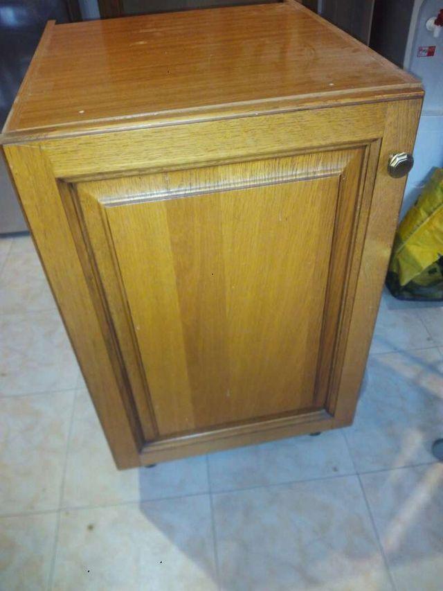 Mueble de cocina roble 50x70x60 de segunda mano por 25 € en Velilla ...