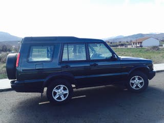 Vendo Land Rover Discovery II TD5