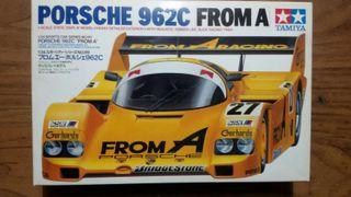Maqueta Porsche 962 C