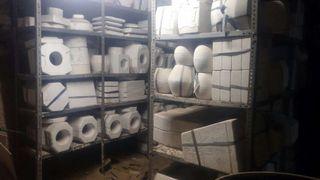 Negocio de ceramica, cambio por autocaravana