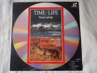 Documentales Time/Life en LaserDisc