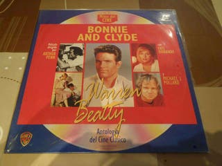 Bonnie and Clyde (LaserDisc)