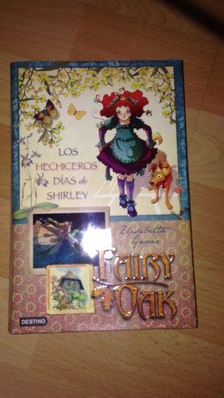 Libro Los Hechiceros Dias De Shirley