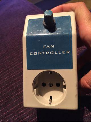 Potenciometro Fan Controller Se Le Acopla Termostato