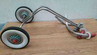 Despieze antiguo triciclo infantil