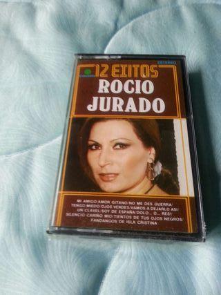 cinta de cassette rocio jurado