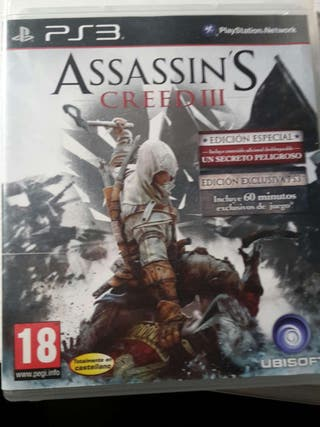 Assasin creed III