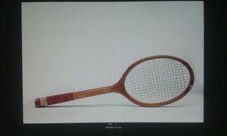 Raqueta de colección marca Olimpic