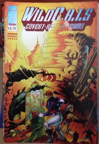 Comic Wildcats Vol.1#12