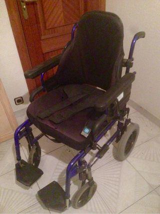 Silla ruedas ultraligera cojin antiescaras de segunda mano por 250 en getafe en wallapop - Cojin silla de ruedas ...