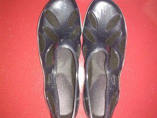NUEVO Zapatos Dr. Scholl Maitai PVC negras Fitness