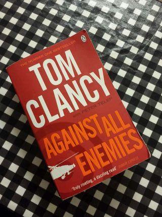 Book: Tom Clancy ~ Against All Enemies