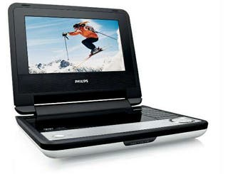Reproductor DVD, CD y USB PHILIPS PET 710