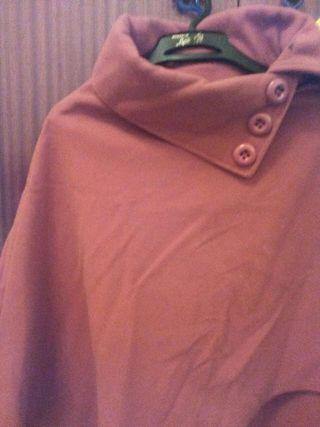 Poncho capa