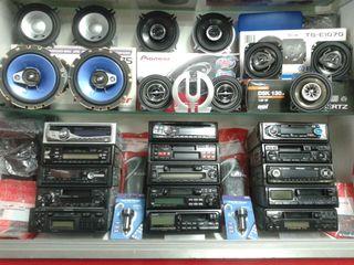 Radios de coche usados