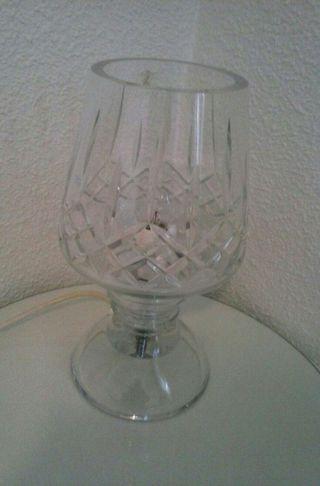 Lampara waterford crystal. REBAJADO
