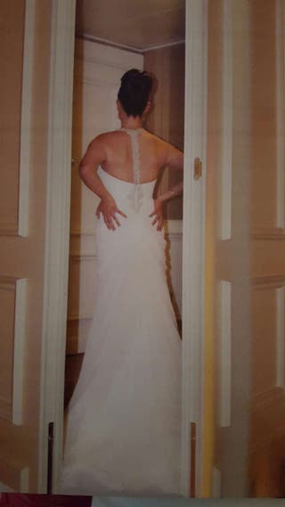 Vestido novia/fiesta Pronovias