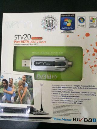 Sintonizador Externo Sveon STV20