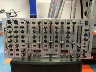 Mesas Mezclas Behringer Pro Mixer Vmx1000