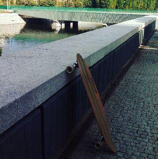 Longboard Globe pinner
